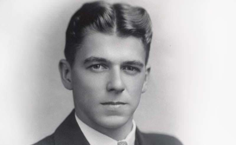Ronald Reagan Young